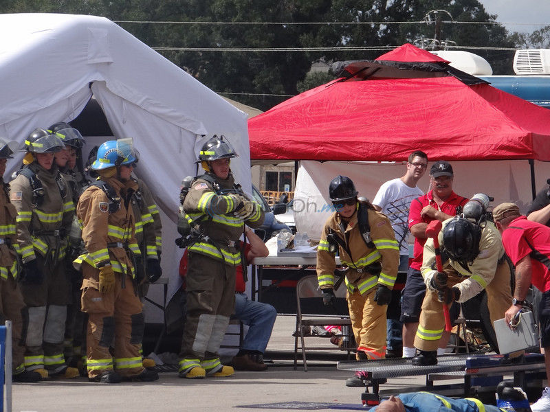 Tyler Fire Department wins awards at annual challenge