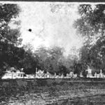 Old Shiloh Cemetery still place to picnic
