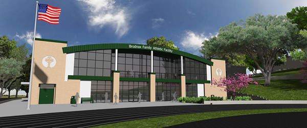 Bishop T.K. Gorman Catholic School plans $4.5M new building
