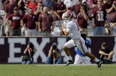 STARK: Alabama shows it can play offense too in win