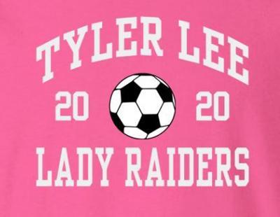 Tyler Lee girls soccer