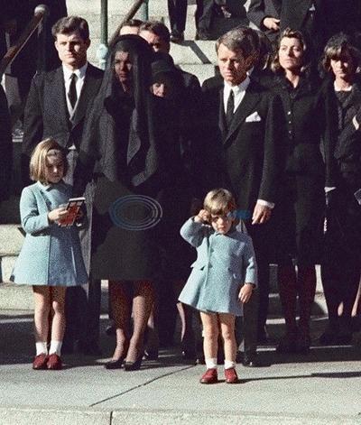 John F. Kennedy's assassination: 'It just shut everything down'