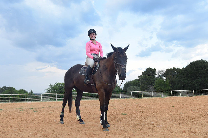 Tyler woman gives up real estate career to pursue her passion for horses