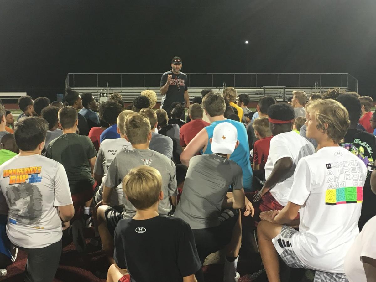Red Raider Football Camp