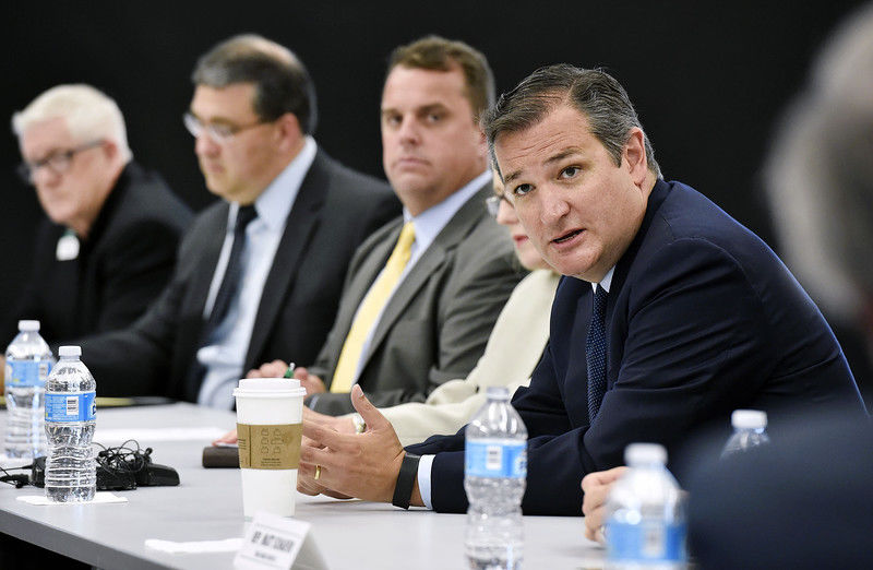Ted Cruz meets with local leaders to discuss concerns about rural health care
