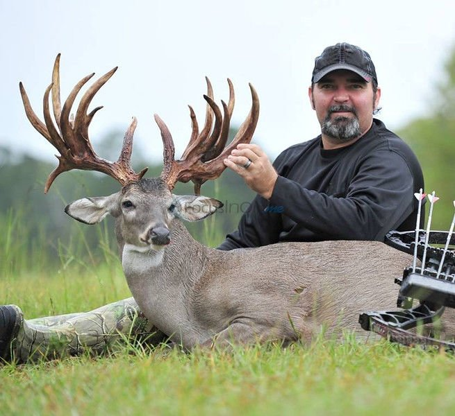 East Texas' biggest deer on display at show | Texas All ...