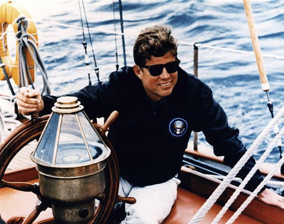 A Vigorous Life: Kennedy the sportsman