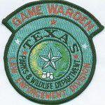Texas Game Warden field notes