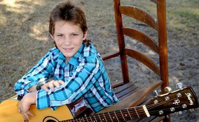 East Texas boy wins leading role in movie