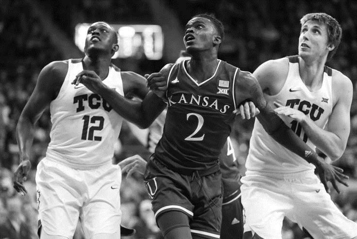 Kansas exacts revenge with win at TCU