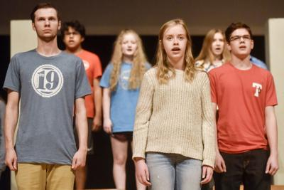 Lee Theatre performs tribute to New London School explosion, 'The Girl in the White Pinafore'