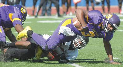 Texas College falls in first home game