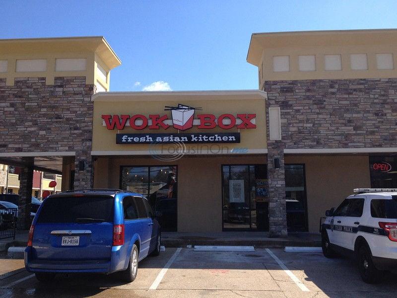 Wok Box opens Tyler location