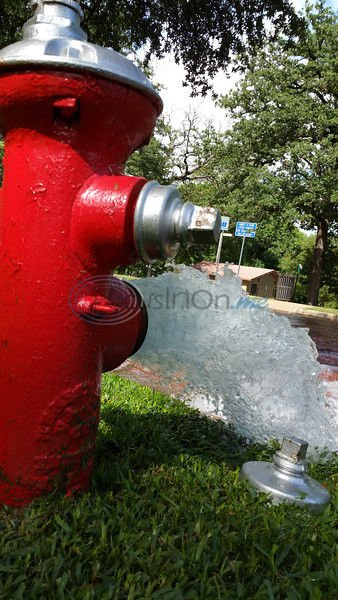 Fire hydrant flushes increased throughout city
