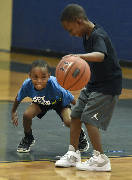 Rose City Warriors basketball camp at Glass Recreation teaches shooting, agility and more