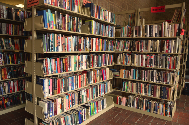 Tyler Public Library's fall book sale coming in October