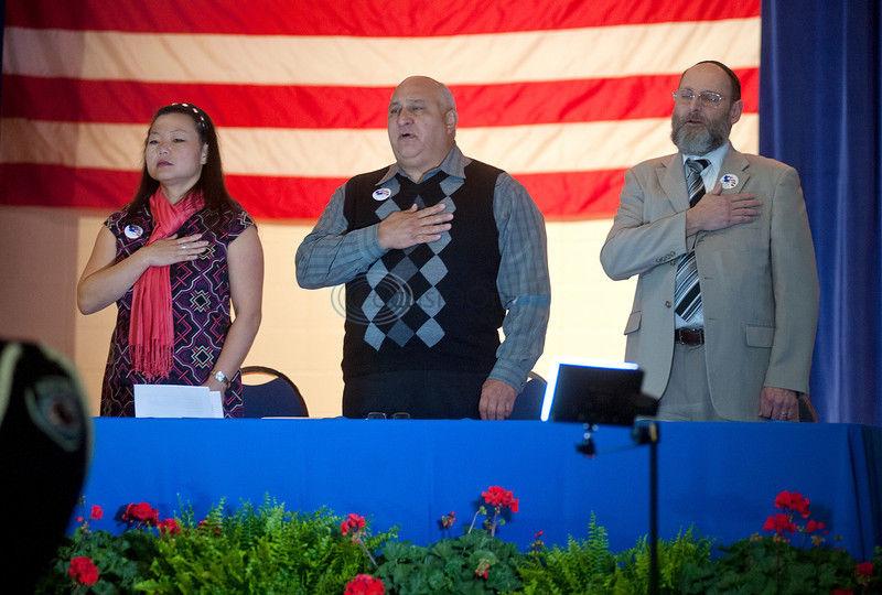 VIDEO: Mayor's Prayer Breakfast draws diverse crowd