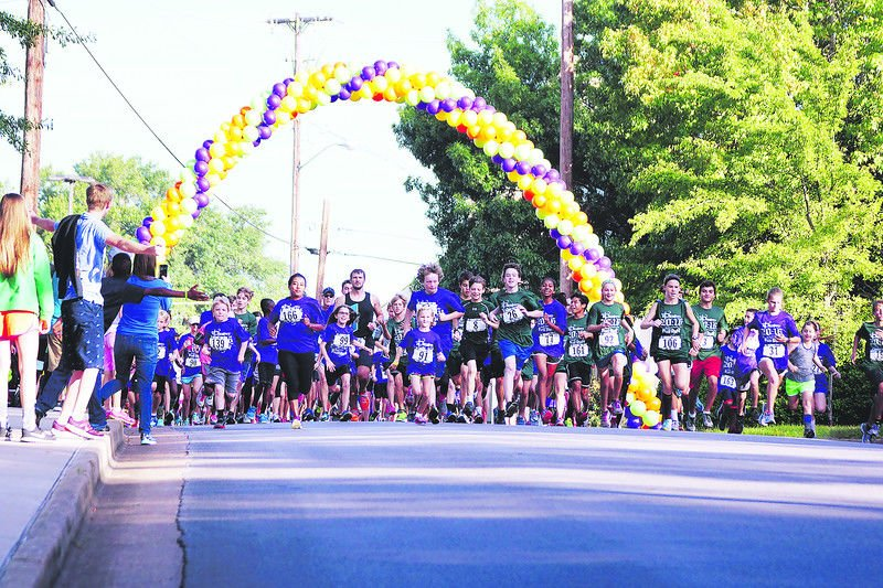 31st Annual St. Gregory Fun Run promotes fun, health and fitness