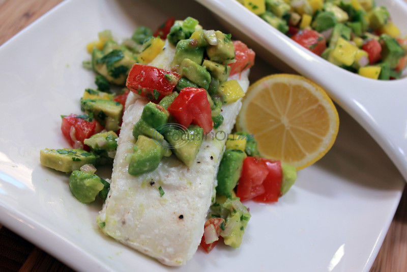 VIDEO: FRESH ideas for fish with salsa topping