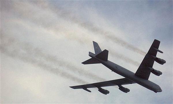 China says it monitored defiant US bomber flights