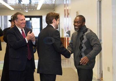 Man freed after 39 years in prison thanks Innocence Project