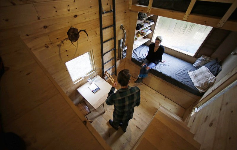 Think you want a tiny house? Here's a way to try one on for size