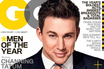 Channing Tatum will play a merman in 'Splash' remake, a twist on the gender-swap movie