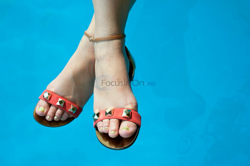 PHOTOS: Solar Power - Shade your eyes and cool your heels poolside with high-style summer accessories