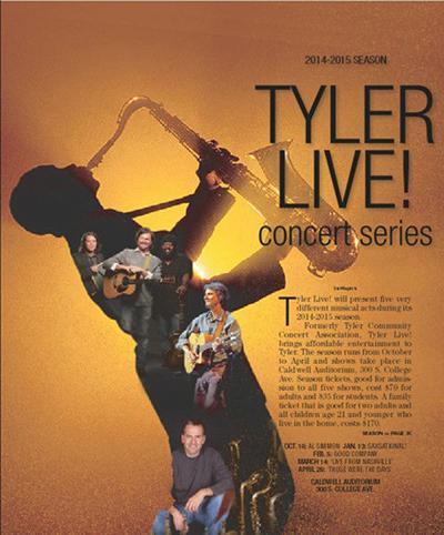 Tyler Live! concert series