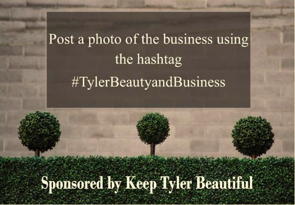 Keep Tyler Beautiful seeks nominations for Beauty and Business Award