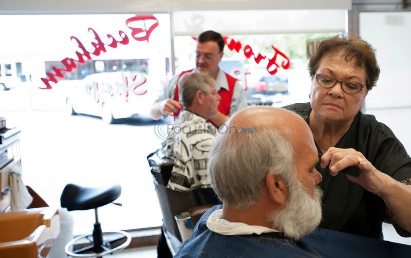 Barbers bring 188 years of experience to 'good old' shop