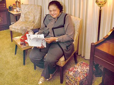 LaVerne Reese Madlock taught service and selflessness by example