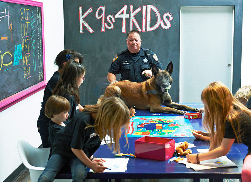Advocates believe dogs will make schools safer