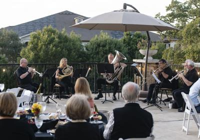 Outdoor, sunset concert with East Texas Symphony Orchestra small ensembles set for True Vine Oct. 21