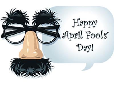 A short history of April Fools Day