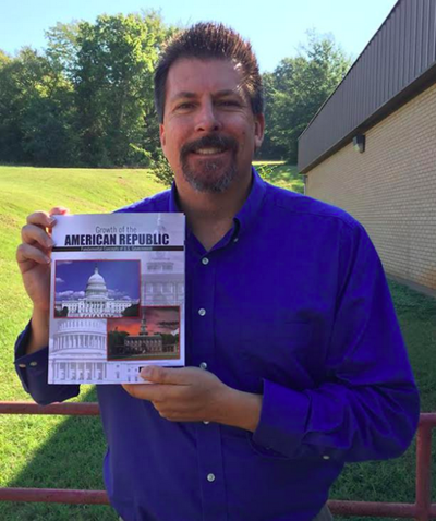 TVCC instructor has book published