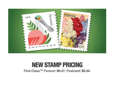 Two-cent price cut on stamps could mean $2 billion headache for U.S. Postal Service