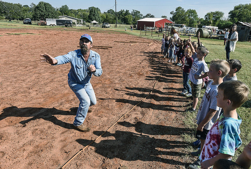 Moore Farms opens gates to annual fall harvest tours, festivities