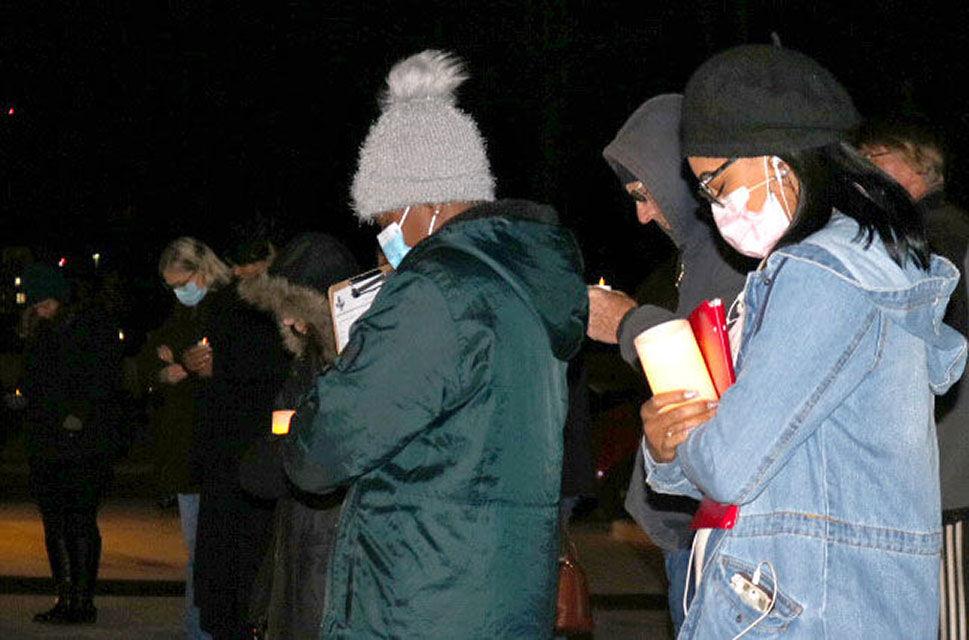 Texas Minority Coalition host pro-life vigil