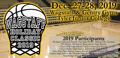 A Holiday Tradition Wagstaff Basketball Classic Begins Friday High School Tylerpaper Com