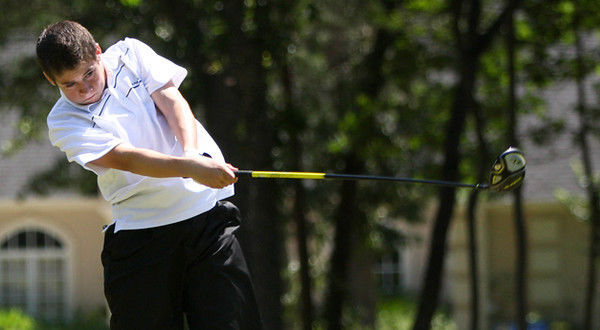 Sams, Patrick capture junior golf tournament titles