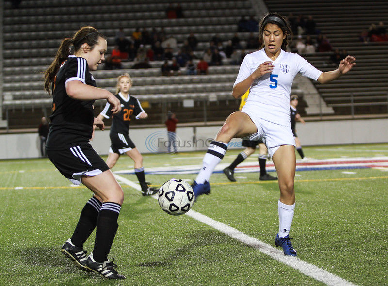 Texas High knocks Lady Lions out of soccer playoffs, 4-0