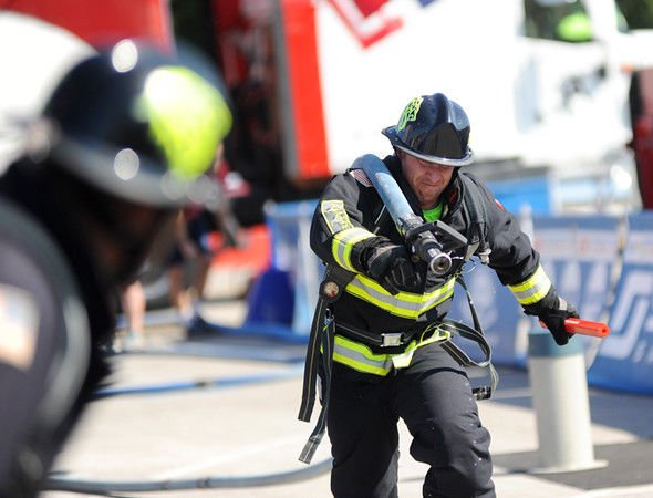 Brookshire's Combat Firefighter Challenge this weekend