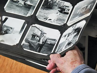 Photographer: Think about how your family records and stores photo memories