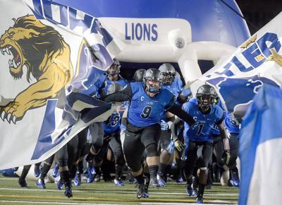 John Tyler's Leonard a Lions leader