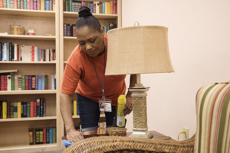 United Way of Smith County has annual Day of Caring