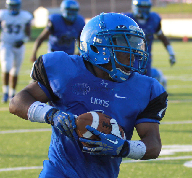 John Tyler looks to August after spring game