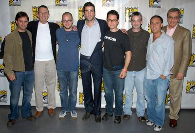For many celebs, Comic-Con an annual pilgrimage