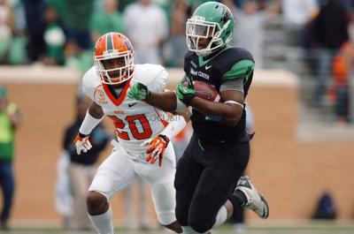 North Texas RB wins Earl Campbell Tyler Rose National Player of the Week honor