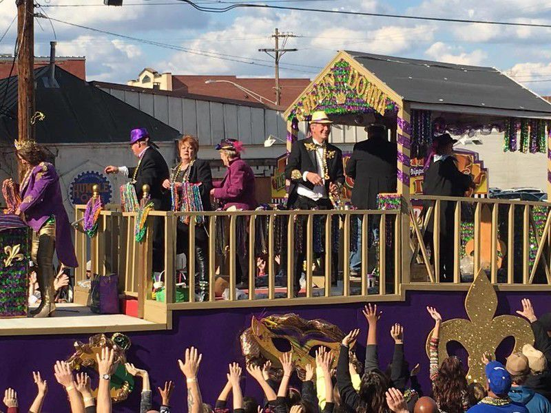 Mardi Gras events bring revelry to the region in February
